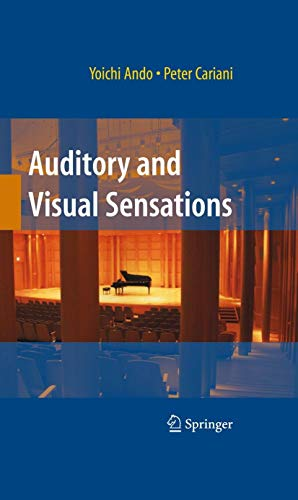 9781441901712: Auditory and Visual Sensations