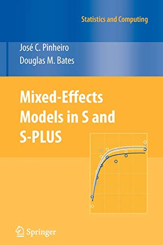 9781441903174: Mixed-Effects Models in S and S-PLUS (Statistics and Computing)