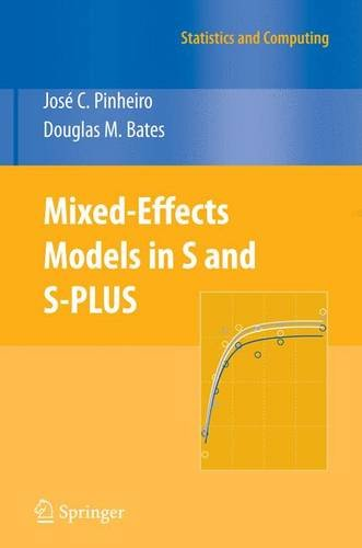 9781441903181: Mixed-Effects Models in S and S-Plus (Statistics and Computing)