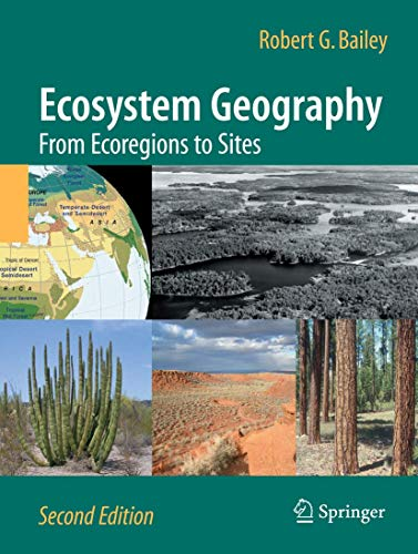 9781441903914: Ecosystem Geography: From Ecoregions to Sites