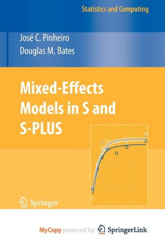 9781441904010: Mixed-Effects Models in S and S-PLUS