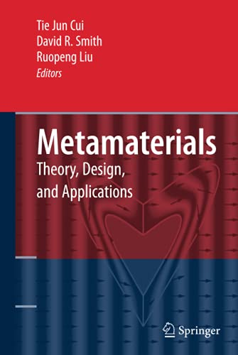 9781441905727: Metamaterials: Theory, Design, and Applications