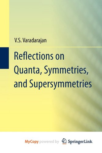 9781441906687: Reflections on Quanta, Symmetries, and Supersymmetries