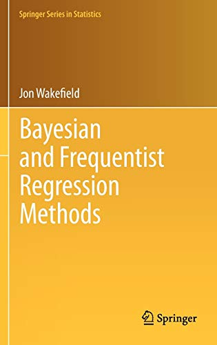 9781441909244: Bayesian and Frequentist Regression Methods (Springer Series in Statistics)