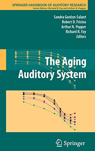 9781441909923: The Aging Auditory System: 34 (Springer Handbook of Auditory Research)