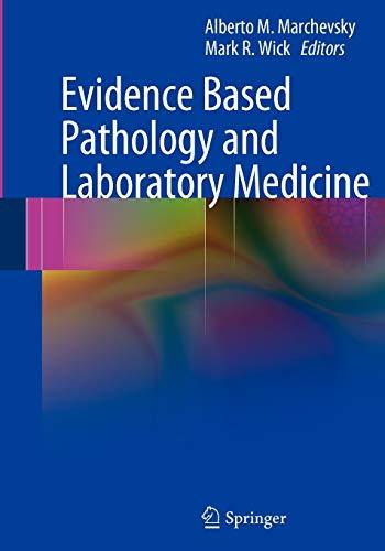 9781441910295: Evidence Based Pathology and Laboratory Medicine