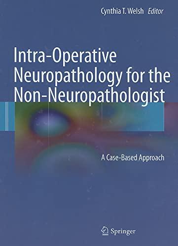 Intra-Operative Neuropathology for the Non-Neuropathologist (Hardcover)