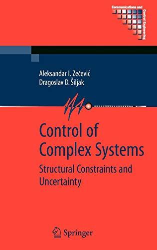 Control of Large-Scale Systems Under Information Structure: Zecevic, Aleksandar I.;