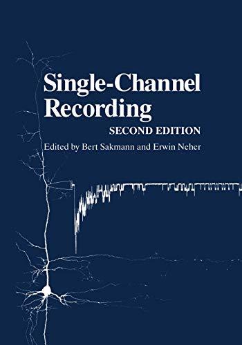 9781441912305: Single-Channel Recording