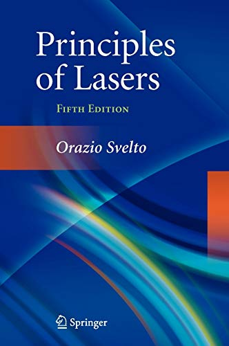 9781441913012: Principles of Lasers