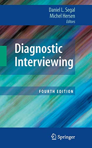 9781441913197: Diagnostic Interviewing