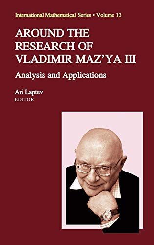 Around the Research of Vladimir Mazya III: Analysis and Applications