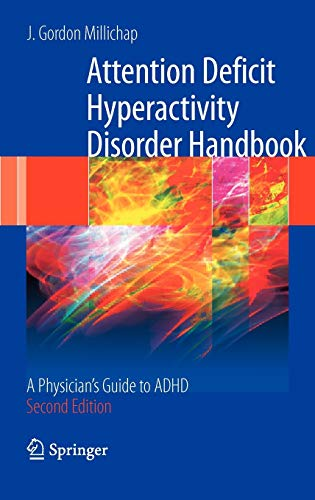 9781441913968: Attention Deficit Hyperactivity Disorder Handbook: A Physician's Guide to ADHD