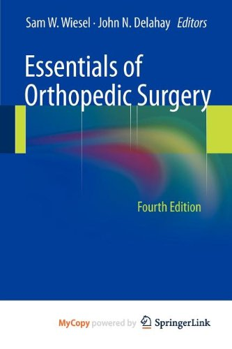 9781441914125: Essentials of Orthopedic Surgery