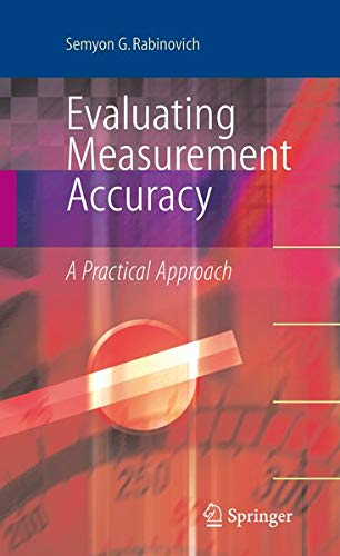 9781441914569: Evaluating Measurement Accuracy