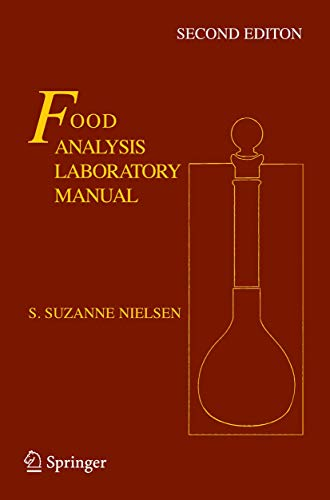 9781441914620: Food Analysis Laboratory Manual (Food Science Text Series)