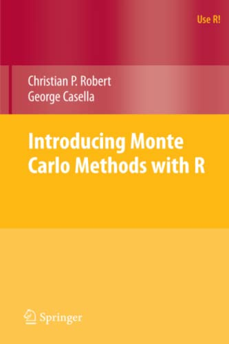 9781441915757: Introducing Monte Carlo Methods with R (Use R!)