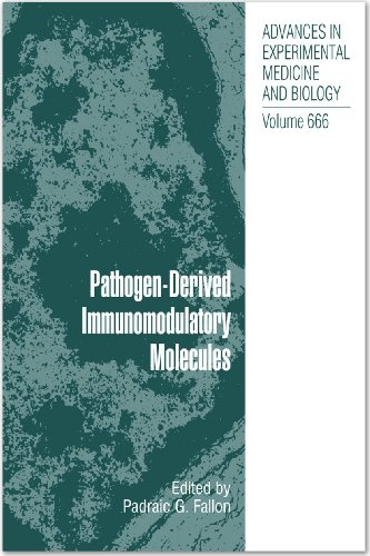 Pathogen-Derived Immunomodulatory Molecules Advances in Experimental Medicine and Biology