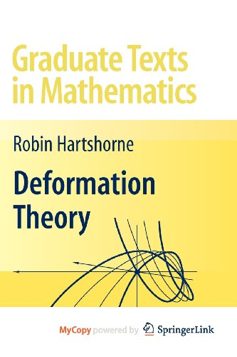 9781441916136: Deformation Theory