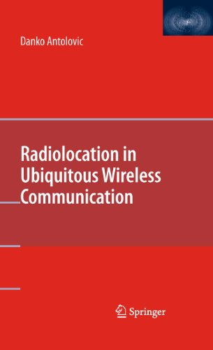 9781441916310: Radiolocation in Ubiquitous Wireless Communication