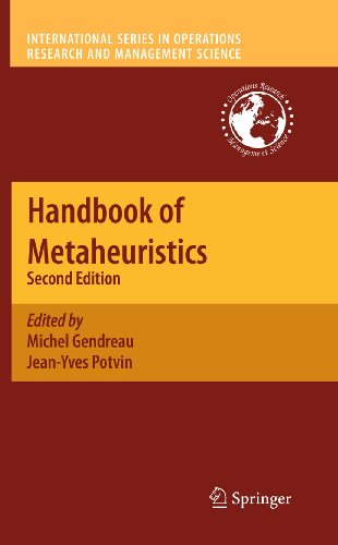 9781441916631: Handbook of Metaheuristics (International Series in Operations Research & Management Science)