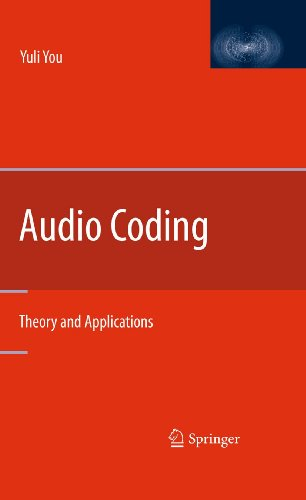 Audio Coding: Yu-Li You