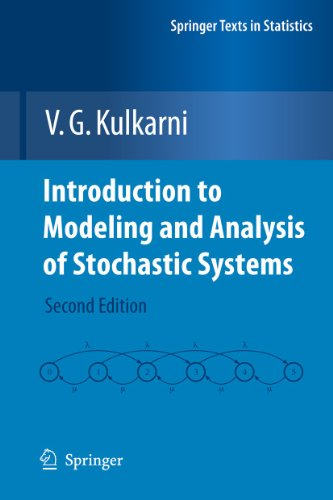 Modeling, Analysis, Design, and Control of Stochastic Systems: Kulkarni, V. G.
