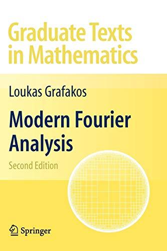 9781441918567: Modern Fourier Analysis