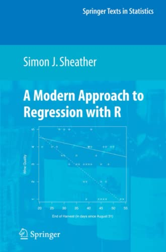 9781441918727: A Modern Approach to Regression with R (Springer Texts in Statistics)