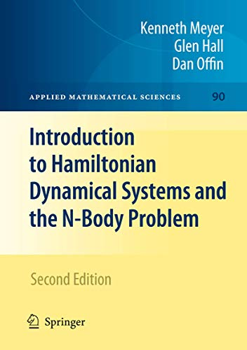 9781441918864: Introduction to Hamiltonian Dynamical Systems and the N-Body Problem (Applied Mathematical Sciences)
