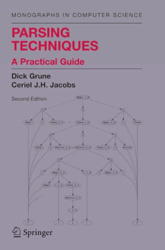 9781441919014: Parsing Techniques: A Practical Guide (Monographs in Computer Science)