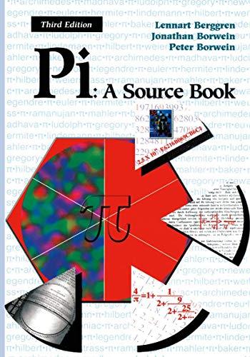 9781441919151: Pi: A Source Book