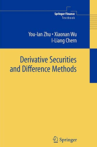9781441919250: Derivative Securities and Difference Methods