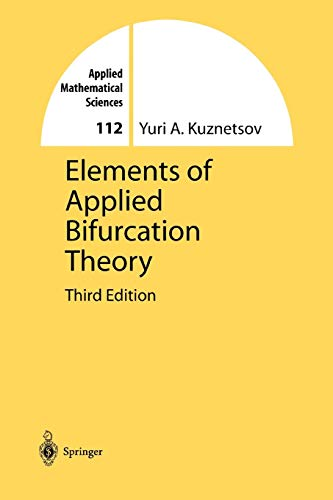 9781441919519: Elements of Applied Bifurcation Theory (Applied Mathematical Sciences)