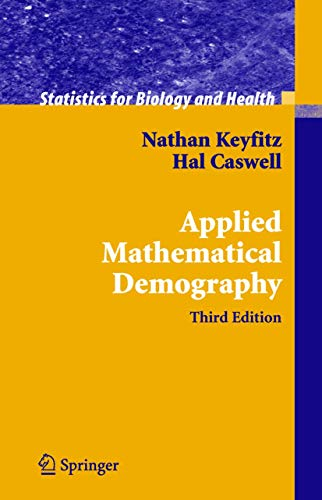 9781441919779: Applied Mathematical Demography