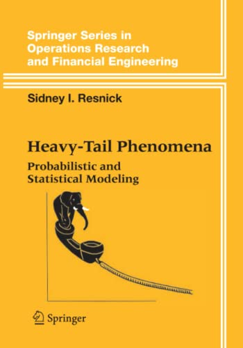 9781441920249: Heavy-Tail Phenomena (Springer Series in Operations Research and Financial Engineering)