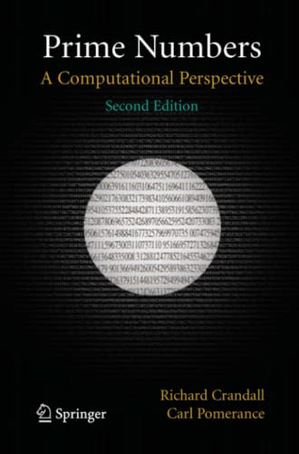9781441920508: Prime Numbers: A Computational Perspective