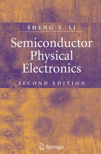9781441921130: Semiconductor Physical Electronics