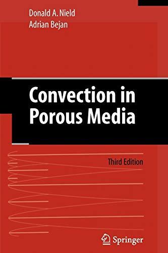 9781441921185: Convection in Porous Media