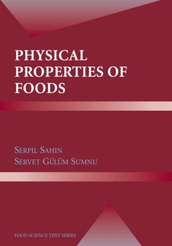 9781441921543: Physical Properties of Foods (Food Science Text Series)