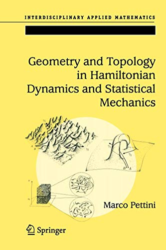 9781441921642: Geometry and Topology in Hamiltonian Dynamics and Statistical Mechanics