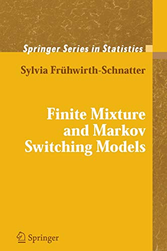 9781441921949: Finite Mixture and Markov Switching Models (Springer Series in Statistics)