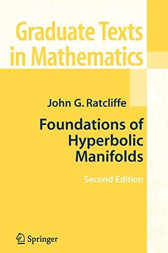 9781441922021: Foundations of Hyperbolic Manifolds (Graduate Texts in Mathematics)