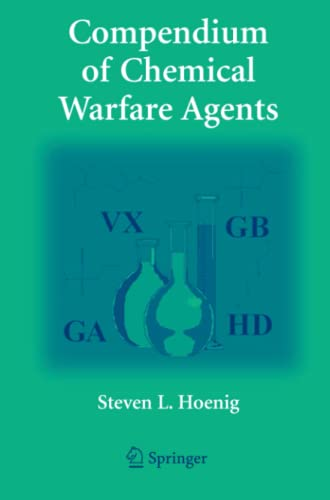 9781441922397: Compendium of Chemical Warfare Agents