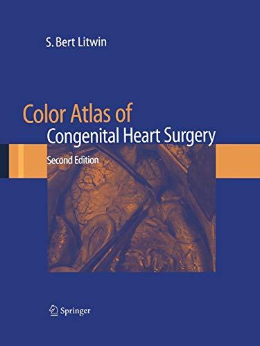 9781441922526: Color Atlas of Congenital Heart Surgery