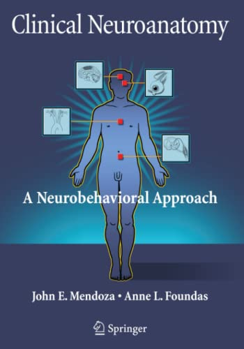 9781441922663: Clinical Neuroanatomy: A Neurobehavioral Approach