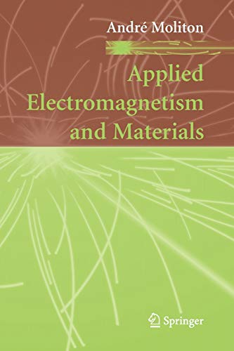 9781441922830: Applied Electromagnetism and Materials