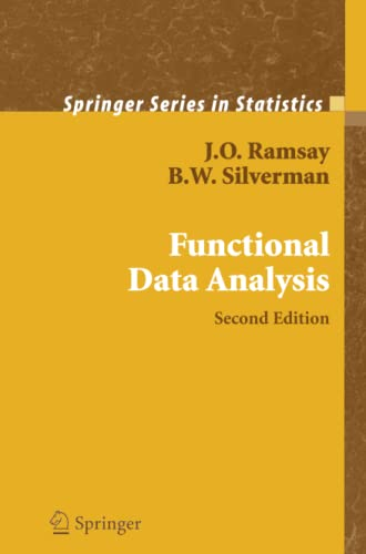 9781441923004: Functional Data Analysis (Springer Series in Statistics)