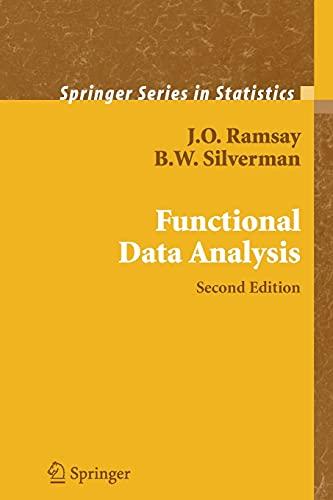 9781441923004: Functional Data Analysis (Springer Series in Statistics)