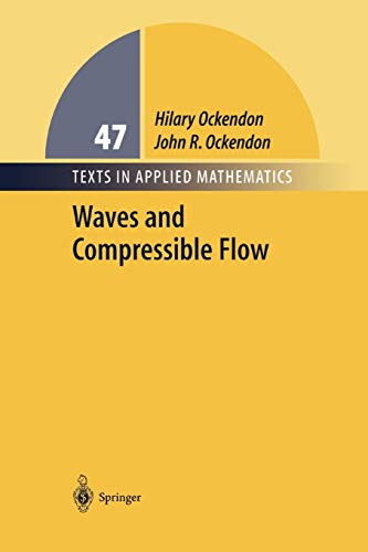 Waves and Compressible Flow: Hilary Ockendon